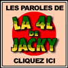 La 4L de Jacky - Les paroles