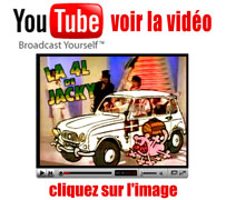 La 4L de Jacky - Youtube Video