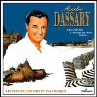 ANDRÉ DASSARY - DISQUES ALBUMS CD 33 TOURS