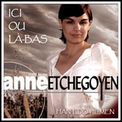 Anne Etchegoyen CD Single - Xavier Lorente-Darracq