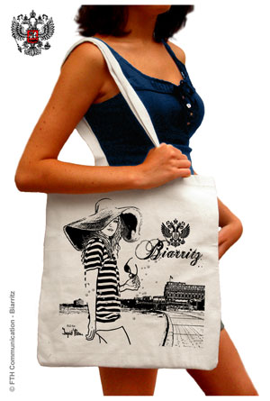 Sac Biarritz Girly a la mode Russe