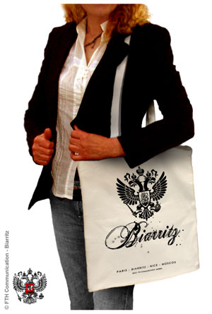 Sac Mode Biarritz Imperial - Russie