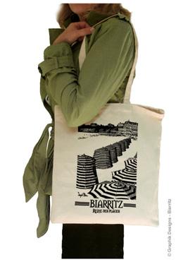 Sac de Plage Biarritz Pays Basque