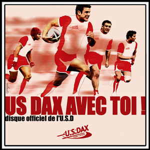 Chanson du Club US DAX - Supporters rugby Dacquois