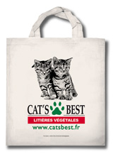 Cat's Best - Ecobag publicitaire