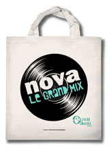 Radio Nova - Ecobag Promotion