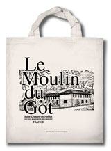 Eco bag Le Moulin du Got