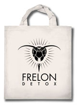 Eco bag Frelon Detox boisson