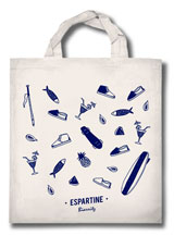 Eco bag Boutique Espartine - Biarritz
