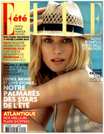 ELLE magazine - Plans Shopping Biarritz Cote Basque
