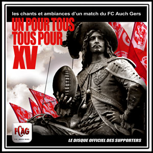 Chanson du FC Auch Gers rugby