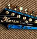 Fendson American Electric Guitar - Headstock