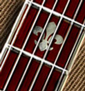 Fendson American Electric Guitar - Neck Inlays