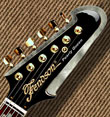 Fendson American Electric Guitar - Pearly Headstock