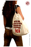 Sac Publicitaire coton Bio-Degradable Ecologique