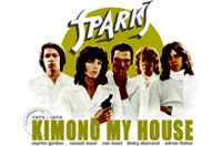to the Sparks Kimono My House era