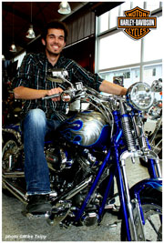 Harley Davidson Concessionnaire moto Cote Basque