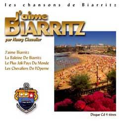 Henry Chevalier       CHANSONS DE BIARRITZ