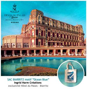 Sac Hotel du Palais Biarritz Pays Basque