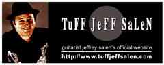 Tuff Jeff Salen's Official site