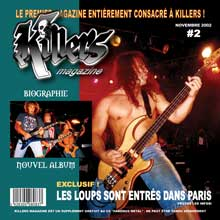Heavy Metal Magazine - French Killers