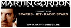 Martin Gordon  Official Website
