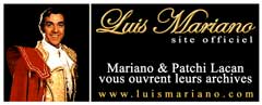 Luis Mariano site internet officiel - Arcangues