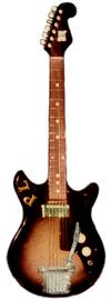 guitare electrique kent