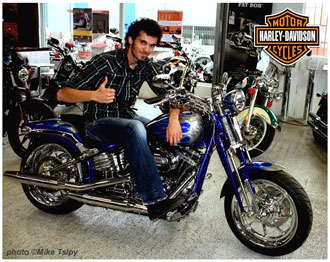 Harley Davidson Buell Concession motos Pays Basque