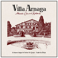 Villa Arnaga Musée Edmond Rostand Cambo Pays Basque