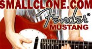 SMALLCLONES.COM - MUSTANG FENDER COMPETITION