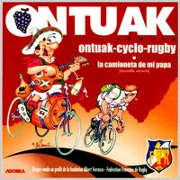 Paroles de la Ontuak Cyclo Rugby