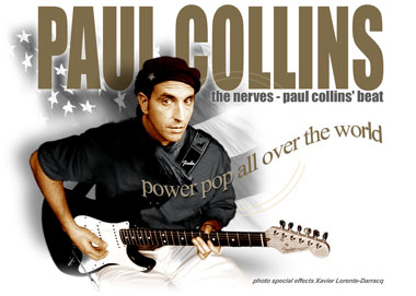Paul Collins Beat pics, photos and fotos - Paul Collins en San Sebastian-Donostia