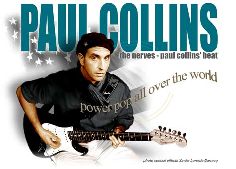 Paul Collins, the beat