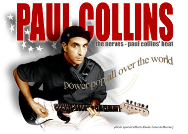 Paul Collins' Beat Flying High MVS Records
