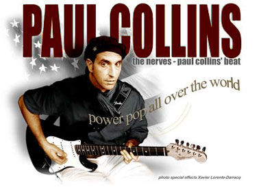 Paul Collins Beat Live Concert Concierto