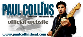 Paul Collins and the Beat - Official Website