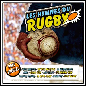 Coupe du Monde de Rugby - Hymne Cd Disques 2007