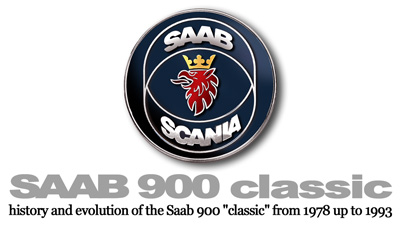 Saab 900 Turbo design