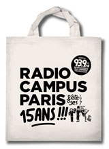 Sac Radio Campus Paris Universités