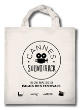 Sacs Ciné Culture Soundtrack Festival de Cannes