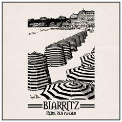 Sac Coton Plage Biarritz Pays Basque