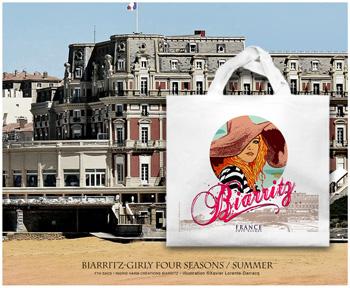 Sac Saison été Biarritz