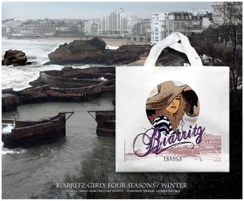 Sac Saison Hiver Biarritz