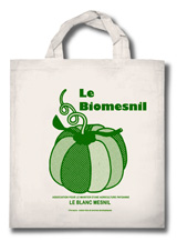 Protection de la nature - sacs eco-responsables