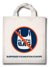 Sacs bio Surfrider Fondation Europe
