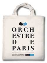 Sac Orchestre de Paris
