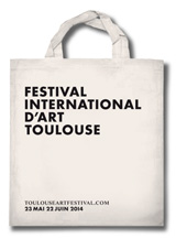 Sac FIAT Toulouse Art Contemporain Festival