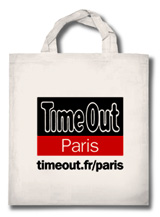 Sac Time Out Guide - Paris