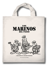 Sac Los Marinos del Passo - Christophe Ithurritze